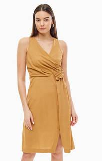 Платье средней длины без рукавов Patrizia Pepe
