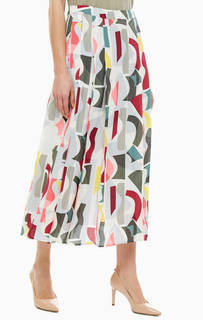 Расклешенная юбка из вискозы Marc Opolo