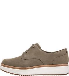 Женские полуботинки (низкие ботинки) Clarks