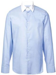 Gucci рубашка с вышивкой