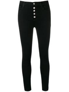 J Brand укороченные джинсы скинни Lillie