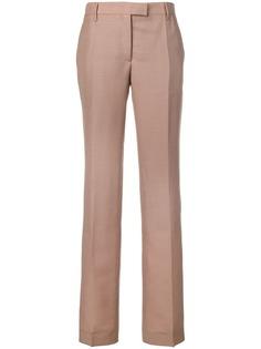 Prada классические прямые брюки