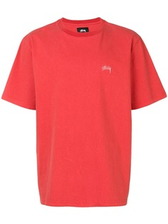 Stussy embroidered logo T-shirt