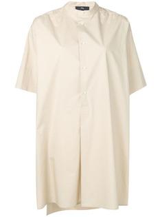 Fay платье-рубашка