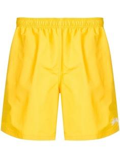 Stussy плавки-шорты с логотипом