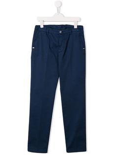 Entre Amis классические брюки чинос