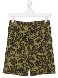 Little Marc Jacobs плавки-шорты с принтом