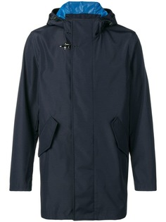 Fay hooded duffle jacket