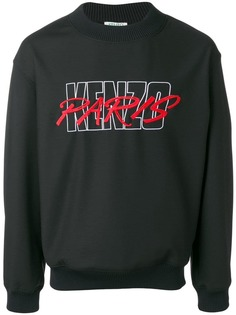 Kenzo свитер с логотипом