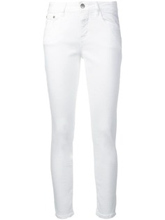 Closed укороченные джинсы скинни
