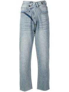 Jovonna Yves mum jeans