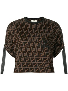 Fendi FF motif T-shirt