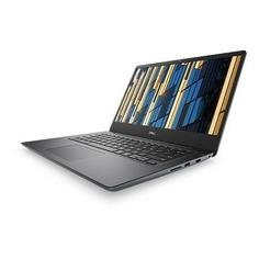 """Ноутбук DELL Vostro 5481, 14"""", Intel Core i7 8565U 1.8ГГц, 8Гб, 1000Гб, 128Гб SSD, nVidia GeForce Mx130 - 2048 Мб, Windows 10 Home, 5481-7419, серый"""