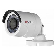 Камера видеонаблюдения HIKVISION HiWatch DS-T200P, 3.6 мм, белый
