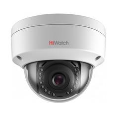 Видеокамера IP HIKVISION HiWatch DS-I452, 2.8 мм, белый