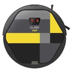 Робот-пылесос ICLEBO Pop Lemon, 12Вт, желтый
