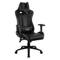 Кресло игровое AEROCOOL AC120 RGB-B, ПВХ/полиуретан [516335]