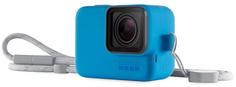 Силиконовый чехол с ремешком GoPro