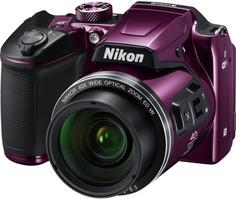 Цифровой фотоаппарат Nikon Coolpix B500 Violet (VNA952E1)