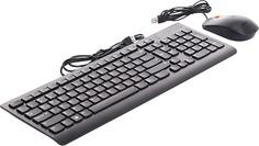 Комплект клавиатура + мышь Lenovo