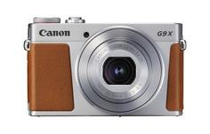 Цифровой фотоаппарат Canon PowerShot G9 X Mark II Silver (1718C002AA)