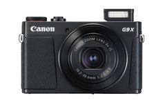 Цифровой фотоаппарат Canon PowerShot G9 X Mark II Black (1717C002АА)
