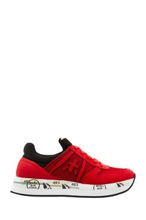 Красные кроссовки Premiata