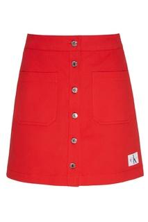 Категория: Женские юбки Трапеции Calvin Klein
