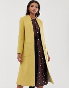 Легкое пальто Helene Berman - Желтый