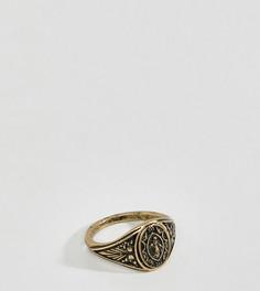Кольцо на мизинец Reclaimed Vintage Inspired - Золотой