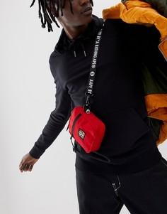 Красная сумка для авиапутешествий AAPE By A Bathing Ape - Красный