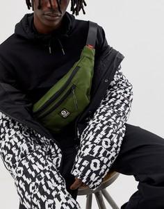 Зеленая сумка-кошелек на пояс AAPE By A Bathing Ape - Зеленый