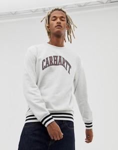 Серый свитшот Carhartt WIP - Серый