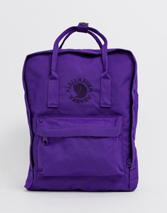 Рюкзак Fjallravern Re-Kanken, 16 л - Фиолетовый Fjallraven