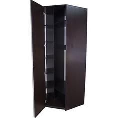 Угловой шкаф Гамма Премиум 82х45х240 венге