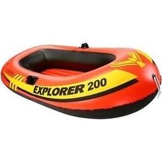 Надувная лодка Intex Explorer 200 (до 95кг) 185х94х41 см 58330