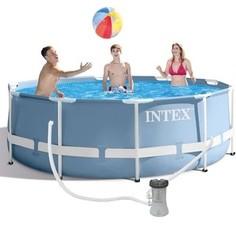 Каркасный бассейн Intex 26706 Prism Frame 305х99см 5927 л