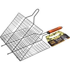 Решетка-гриль Boyscout 61312 на 6 порций с антипригарным покрытием 62х40х30х2,5