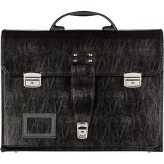 Портфель Алекс Алекс для хранения секретных документов искусственная кожа1031-6