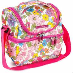 Чемодан Polar Р8319 9 розовый Цветыбьютик детский