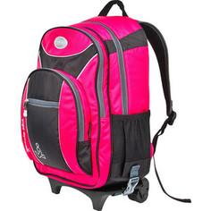 Рюкзак Polar П382 -16 розовый рюкзак на колесах