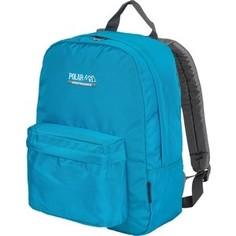 Рюкзак Polar П1611-10 Blue рюкзак ЭКОНОМ