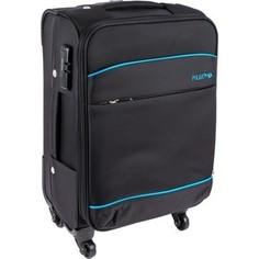 Чемодан Polar Р8719 (3-ой) черный (24) чемодан средний 4 колеса