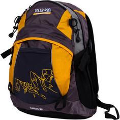Рюкзак Polar П1563-03 желтый рюкзак