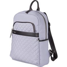 Рюкзак Polar К9276 L.Grey USB рюкзак женский