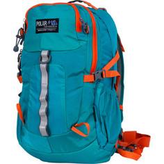 Рюкзак Polar П2170-09 зеленый рюкзак