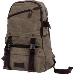 Рюкзак Polar П1640-08 хаки рюкзак брезент