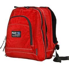 Рюкзак Polar П1226-01 красный рюкзак средний