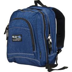 Рюкзак Polar П1226-04 синий рюкзак средний