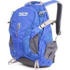 Рюкзак Polar П1552-04 синий рюкзак малый женский
